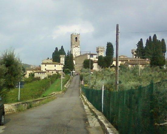 Abbazia di San Michele Arcangelo a Passignano: Passignano3