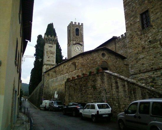 Abbazia di San Michele Arcangelo a Passignano: Passignano4
