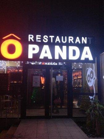 O Panda Restaurant devanture du restauran...