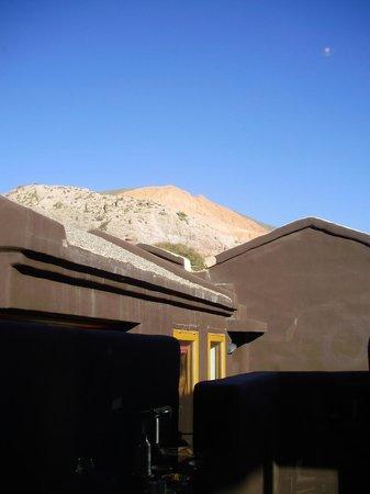 Don Faustino Hotel: Cerro 7 colores
