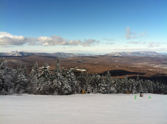 Stratton Mountain Resort: Stratton summit