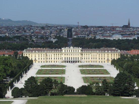Schonbrunn  Palace: Schonbrunn Palace