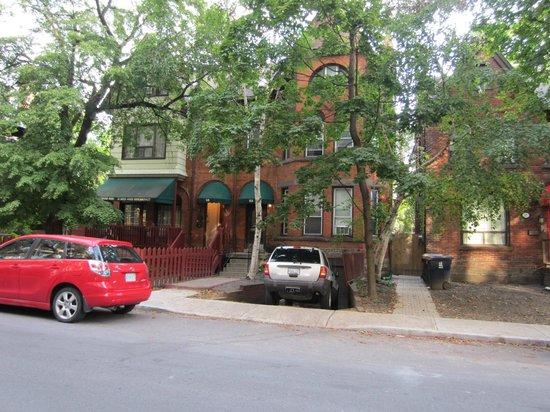 Homewood Inn: Homewood Residence: les 2 maisons de l'établissement