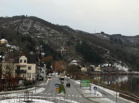 Hotel-Restaurant Stumbergers : View from Balcony