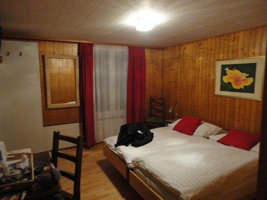 Tell Hotel-Restaurant: Room