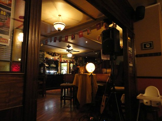 Tell Hotel-Restaurant: Bar and Restaurant downstairs