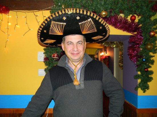 El Torito: реквизит любезно предоставлен рестораном ))