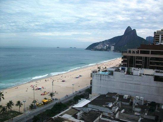 Caesar Park Rio de Janeiro Ipanema Managed by Sofitel: Vista do apto. Studio