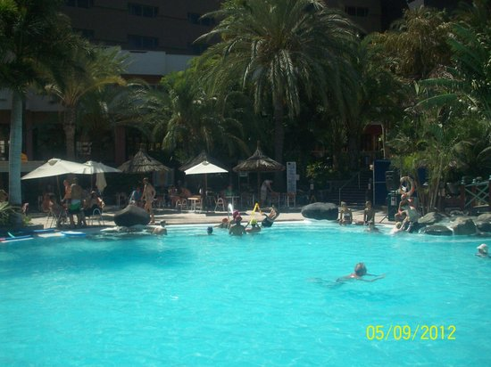 IFA Continental Hotel: Pool