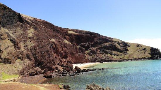 Playa Ovahe: First view