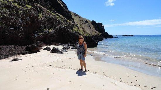 Playa Ovahe: Beautiful empty beach
