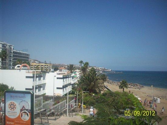 IFA Continental Hotel: Beach