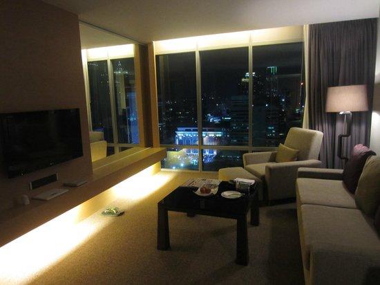 Sivatel Bangkok: Living Room