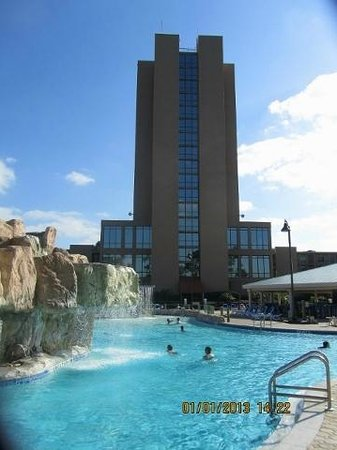 Wyndham Lake Buena Vista Disney Springs Resort Area: Wyndham Lake Buena Vista Pool