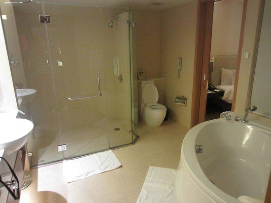 Sivatel Bangkok: Bathroom