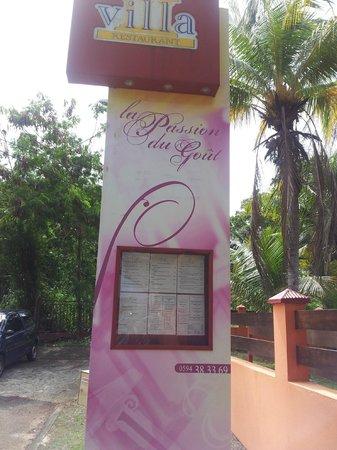La Villa : pour les fins gourmets
