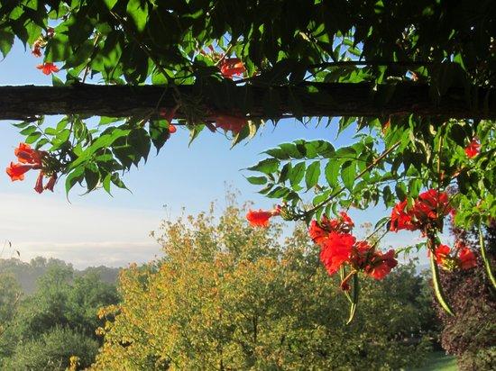 Maison Rancesamy: Blue skies in mid-September