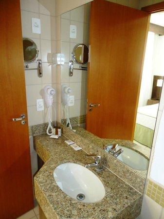 Nobile Suite Monumental: Banheiro