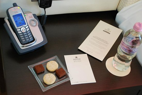 "IBEROSTAR Grand Hotel Budapest: ""Welcome"" :)"