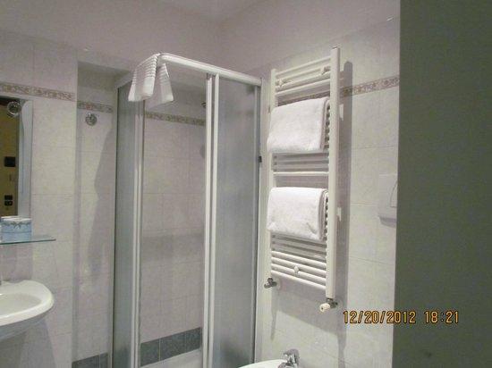 Locanda Ca' Zose: Bathroom