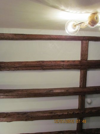 Locanda Ca' Zose: Ceiling