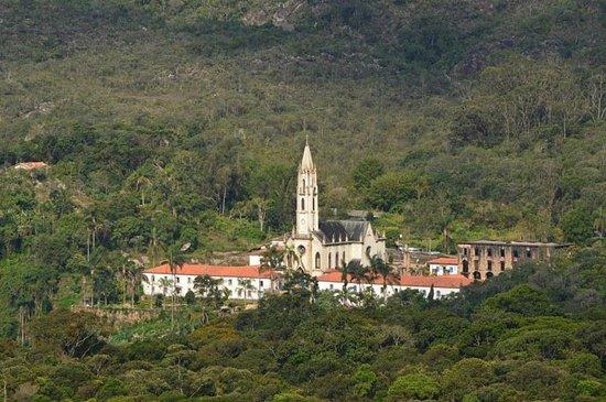 Santuario do Caraca : Santuario do Caraça