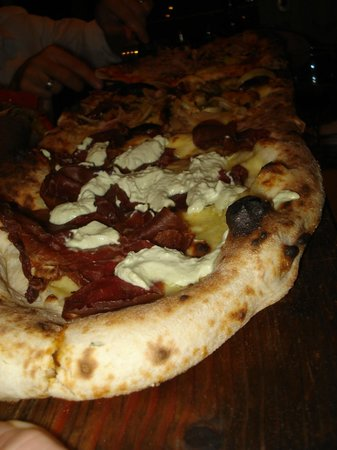 Made In Italy King's Road: pizza