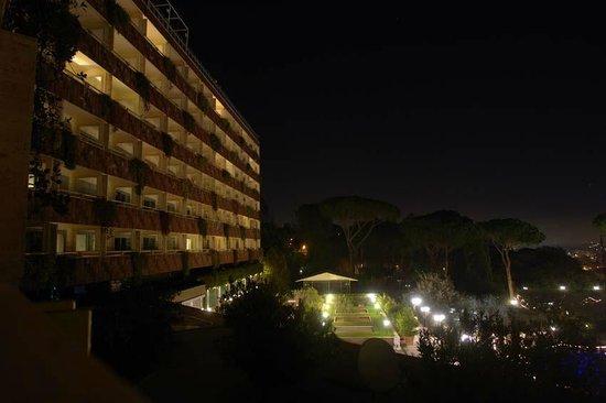 Rome Cavalieri, Waldorf Astoria Hotels & Resorts: Deluxe Room 3rd Floor (standard)