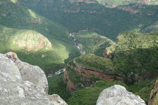 Mirador - Picture of Blyde River Canyon Nature Reserve ...