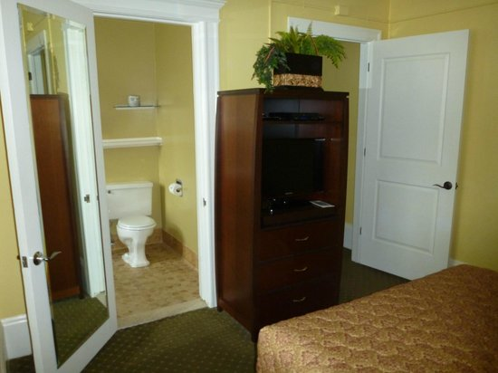 Worldmark San Francisco: En suite bathroom