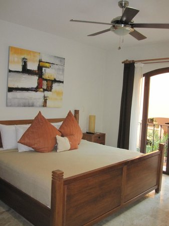 Acanto Boutique Hotel & Condominiums Playa del Carmen: Queen deluxe