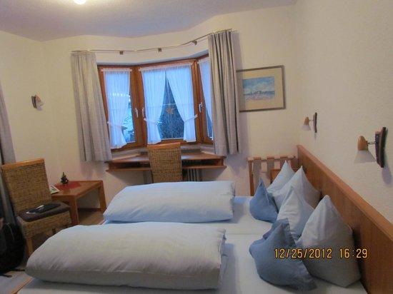 Hotel Garni Antonia: Room