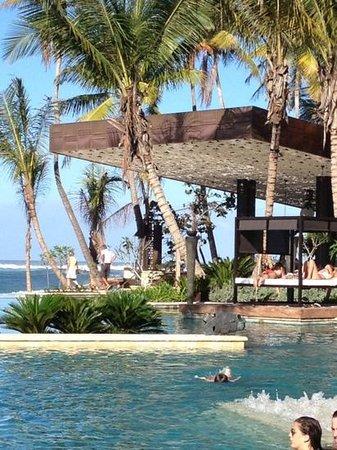 Dorado Beach, a Ritz-Carlton Reserve: positivo sand bar