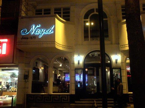 Nayeb Vozara Tehran Restaurant Reviews Amp Photos