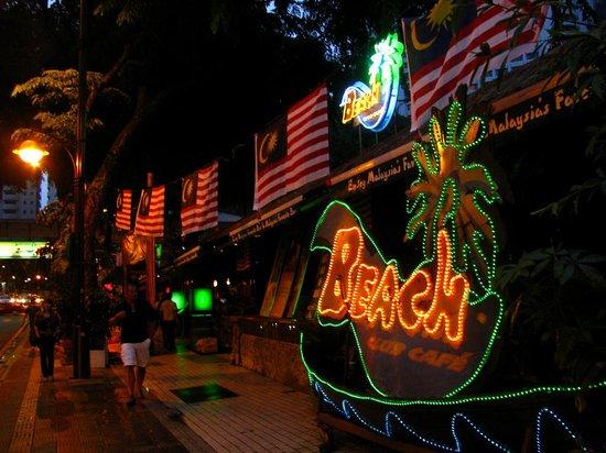 Beach Club Cafe Kuala Lumpur Restaurant Reviews Phone