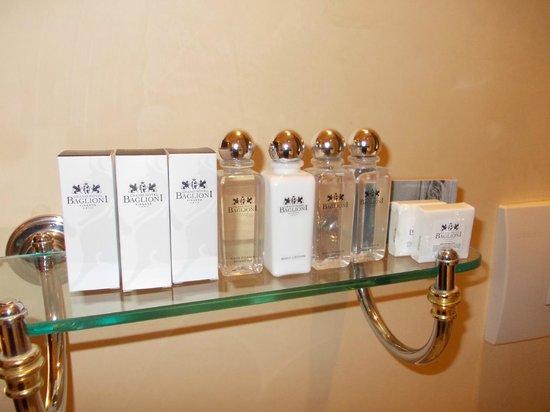 Grand Hotel Baglioni Firenze: bagno