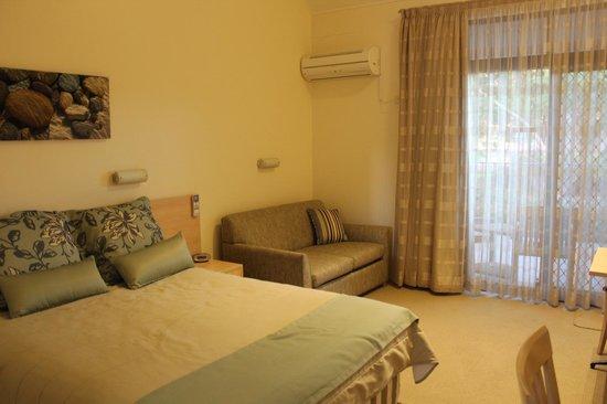 Parkhaven Resort: Comfortable & clean