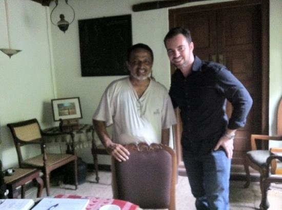 Motty's Homestay: motty and me