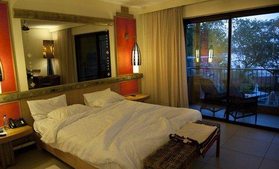 Tamarina Golf & Spa Boutique Hotel: große zimmer, sehr sauber und komfortabel