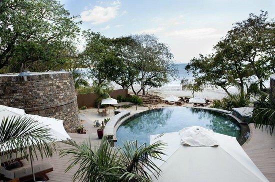 Tamarina Golf & Spa Boutique Hotel: Blick aus dem Zimmer 403