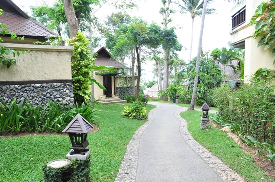 Nora Beach Resort and Spa: Villas