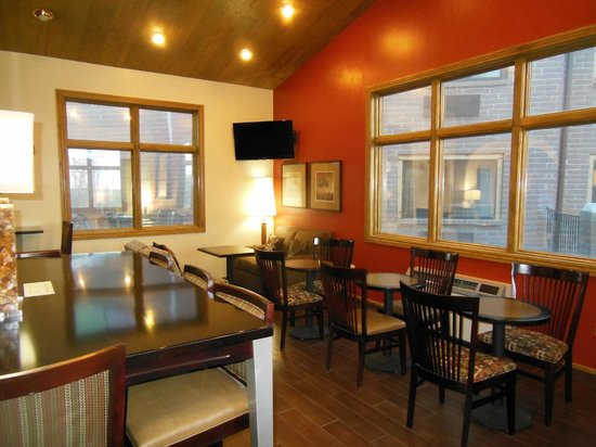 BEST WESTERN PLUS CottonTree Inn: Dining and meeting area
