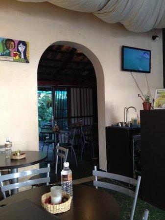 Antigua Molienda Cafe: the cafe