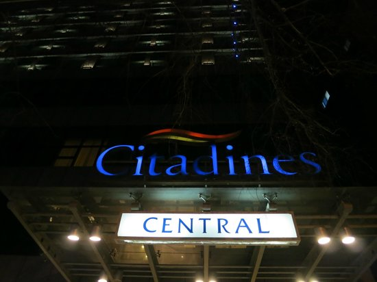 Citadines Central Xi'an: エントランス
