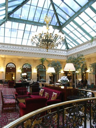InterContinental Paris Le Grand: Lounge