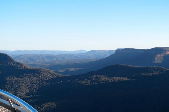 Lilianfels Resort & Spa - Blue Mountains: View of the Blue Mountins