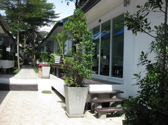 Sawasdee Coco Bungalows: nicer rooms