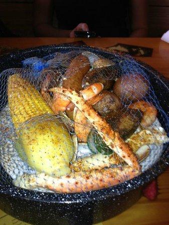 Joe's Crab Shack: Crab Shack Santolla Steampost