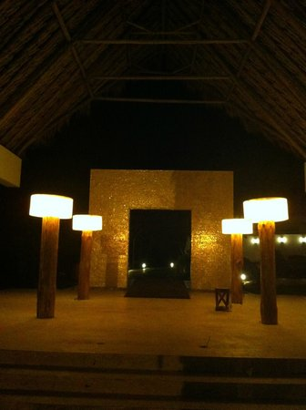 IKIN Margarita Hotel & Spa: Main Enrance