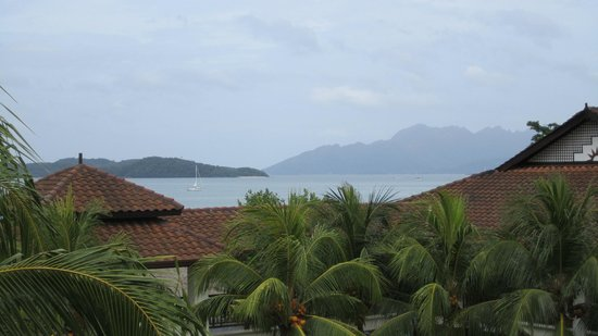 The Lanai Langkawi Beach Resort: Lovely seaview
